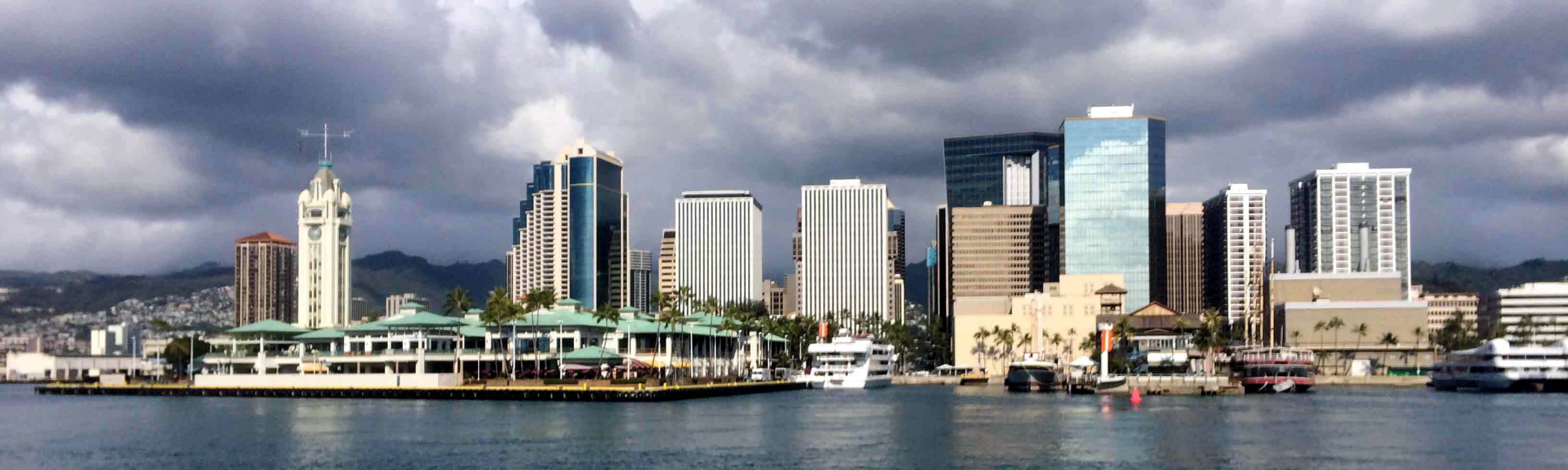 Honolulu Maritime & Ocean Injury Lawyer Bill Lawson